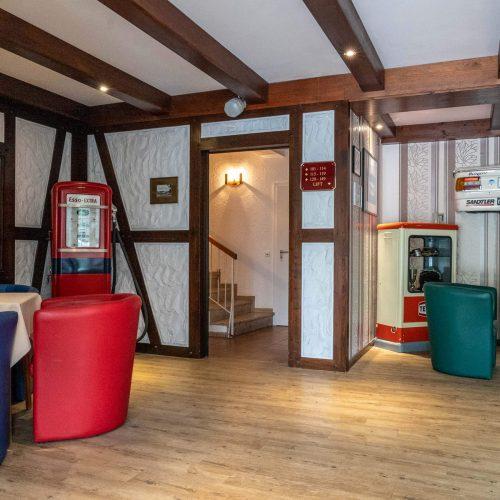 Hotel Frommann Lounge