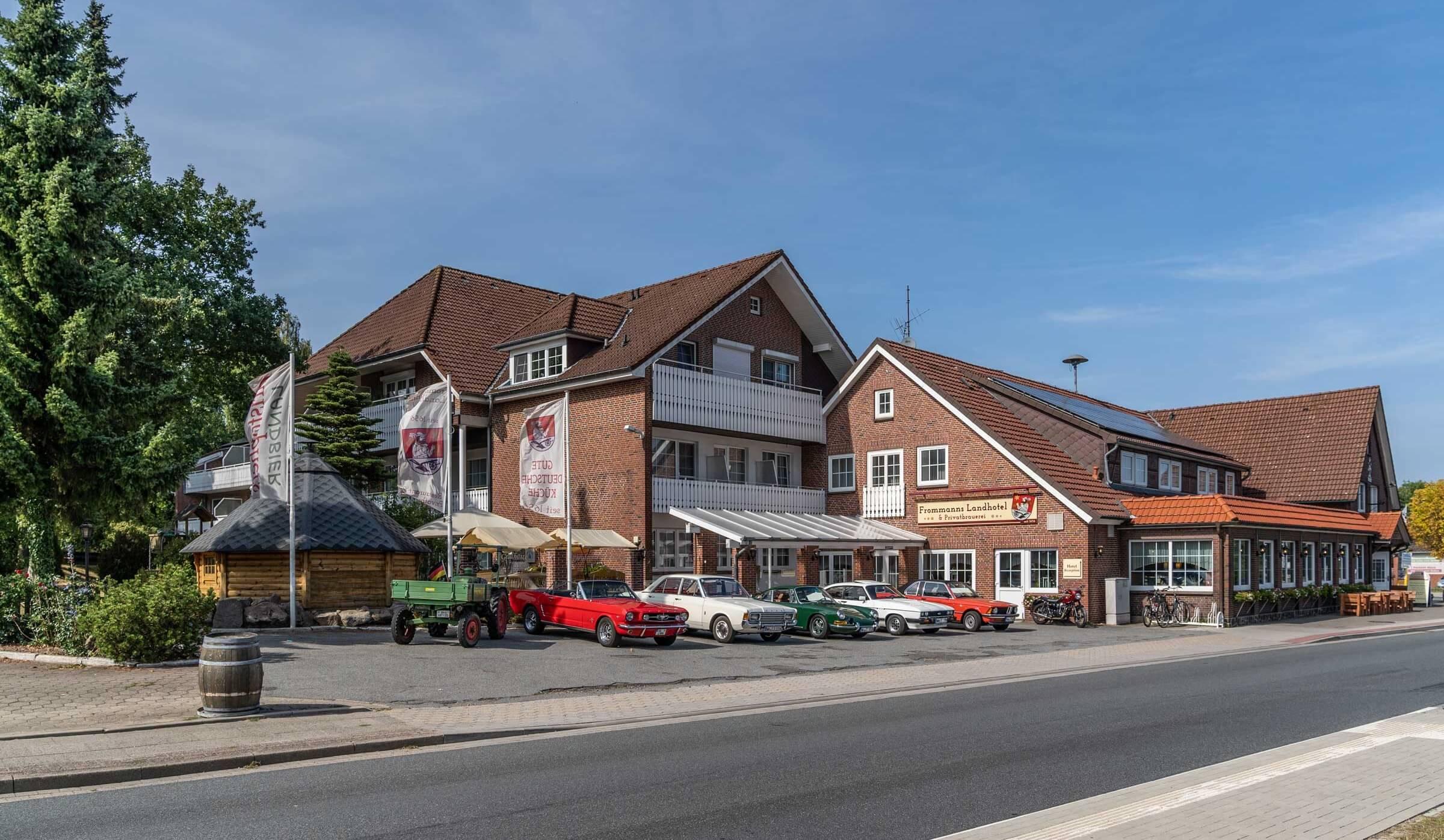 Frommanns Landhotel<br/>&#038; Privatbrauerei
